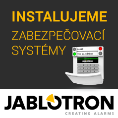 Instalace Jablotron od Global Security s.r.o.